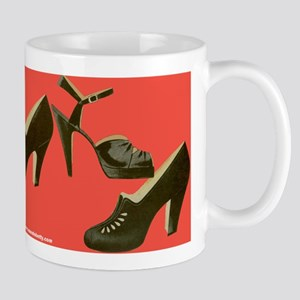 Red Shoes Mug